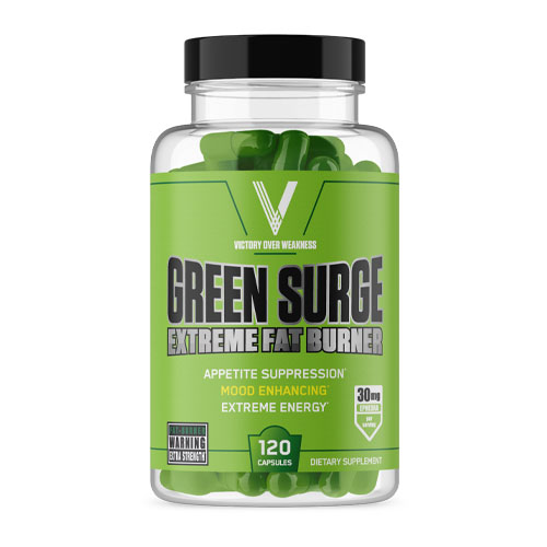 Green Surge Ephedra