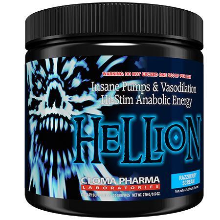 Hellion Pre-Workout Powder
