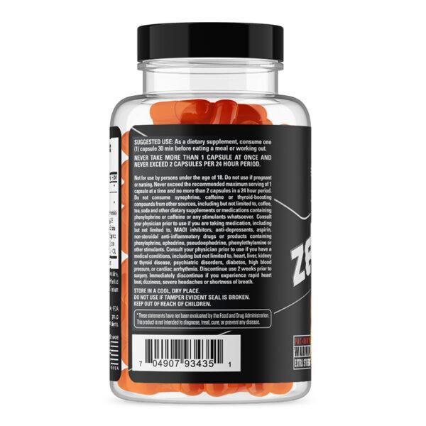 Zenalean Pro Ephedra Pills