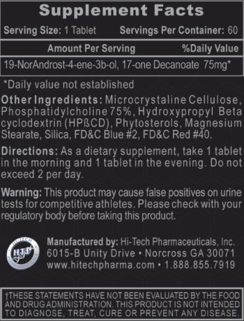 Decabolin Product Reviews